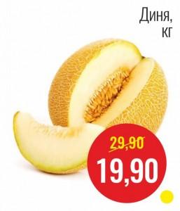 Дыня, кг